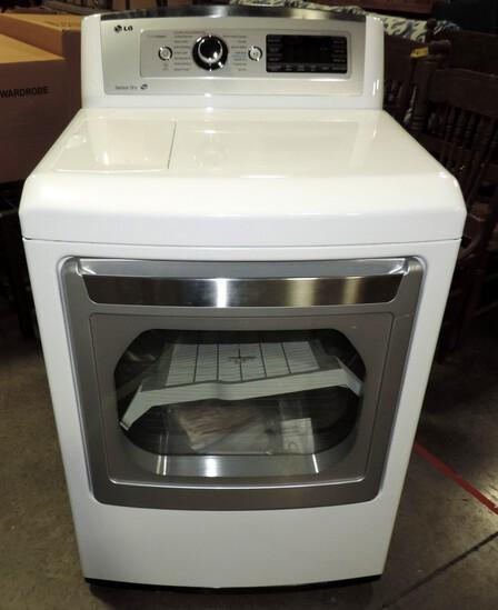 LG Sensor Drive Dryer