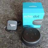 Echo Dot in Box