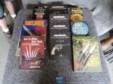 Lot of Misc. Firearms Books