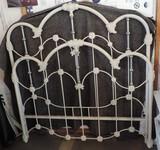 Full Size Iron Bed Frame
