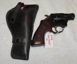 High Standard Sentinel .22 Revolver