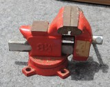 3 1/2 in Small Bench Vise