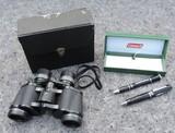 Sears Binoculars and Coleman Pen Set