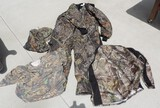 Lot of Red Head Insulated Coveralls 3XL R Plus More