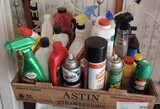 General Used Chemical Lot