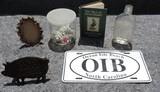 Lot of Vintage Antique Items