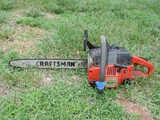 Coleman 18in Chainsaw