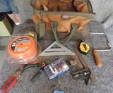 Tool Bag Lot