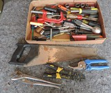 Misc. Hand Tool Lot