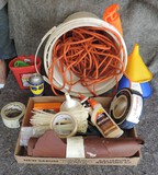 Misc. Tool and Supply Lot