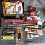Painting Supply Lot