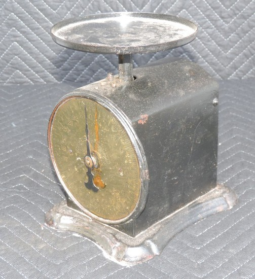 Early John Chatillon & Sons Country Store Scales