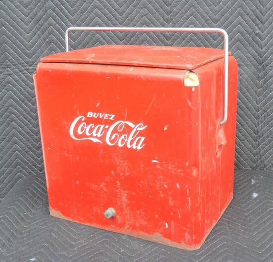Original Buvez Coca Cola Cooler
