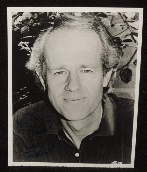 Autographed 8x10 Photo of Mike Farrell