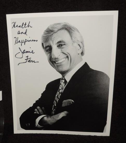 Autographed 8x10 Photo of Jamie Farr