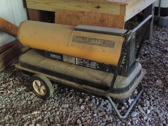 Portable Diesel/Kerosene Heater