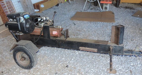 Nice Size Wood Splitter
