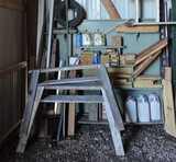 Garage Shelf Lot