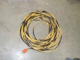 100' Electrical Cord 3-Way Plug
