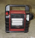 Hard-shell Plastic Propane Shop Heater