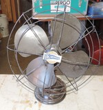 RM Banner Antique 4 Blade Electric Fan