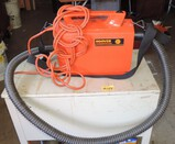 Hoover Commercial Vacuum Cleaner With Drop Cord.
