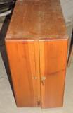 Small 2 Door Wooden Cabinet