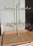 Metal 2 Tier Display