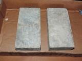 (2) Lead Bricks