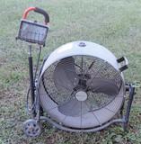 Utility Fan/Light