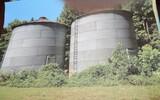 (2) Silo's (Grain Bins)