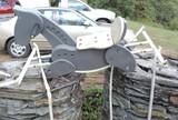 Metal Porch Swing