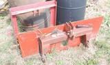 Quick Hitch Utility Forks for Tractor