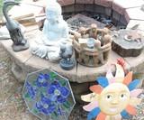 (5) Piece Outdoor Ornament Lot