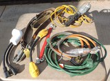 Electrical Drop Cord Lot