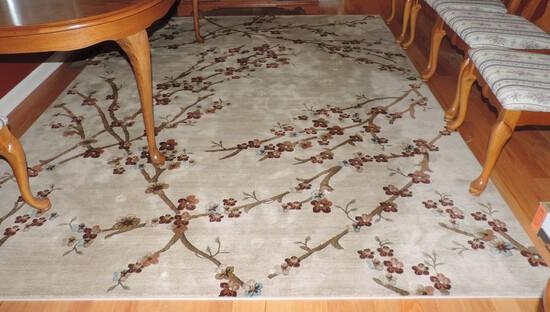 Pair of Classique Collection Carpets