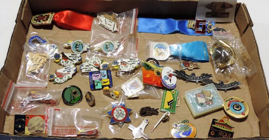 28+ LIONS CLUB COLLECTOR PINS