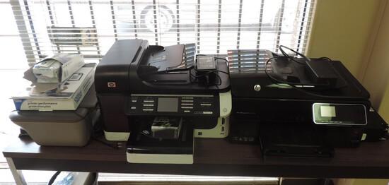 Lot Of Printers