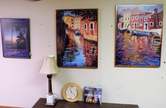 (6) Piece Decorative Lot
