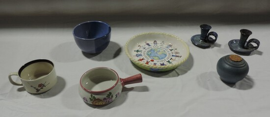 Kitchen Studio Pottery Lot