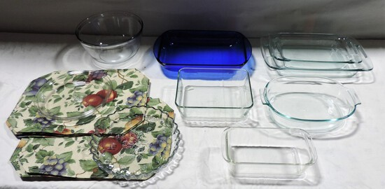Box Lot Kitchen Bakeware