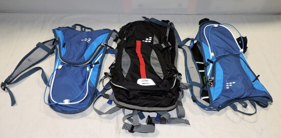 3 Childs Backpacks
