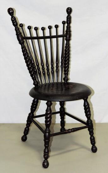 Antique Victorian Child's Chair