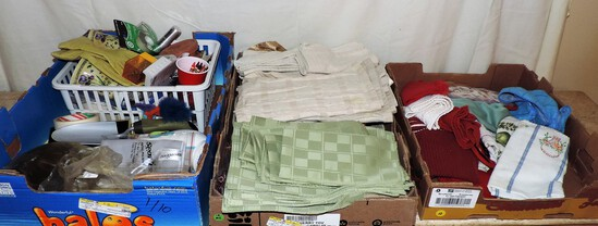 Lot of Kitchen and Garden ware
