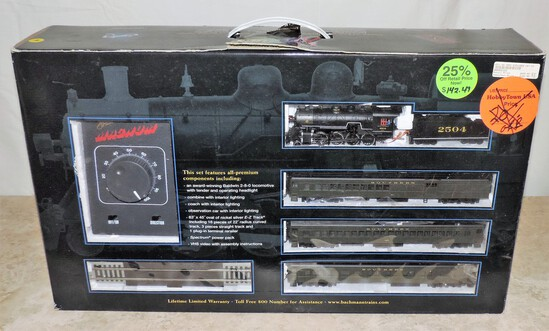 Spectrum HO Scale The Southern Explorer Train Set