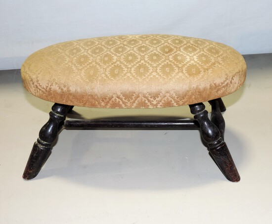 Small Antique Foot Stool