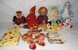 Lot of Vintage Dolls and More