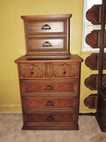 (4) Piece Bassett Furniture Company Bedroom Suite