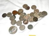 Lot of Vintage US Coins