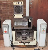 Lot of (5) Heaters
